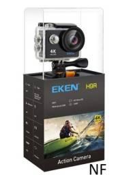 Camera Action Cam 4k Eken original H9 nova lacrada com acessorios a prova d'água