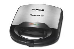 Sanduicheira Lacrada e Grill Mondial S-20 Master Grill