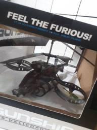 Helicóptero controle