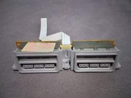Entrada de Memory Cards, Controles PS1 Fat