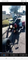 Triciclo .moto.carro