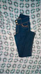 Calça jeans CKZ 42 azul Nova