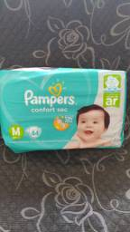 Fralda pampers conforte sec