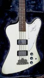 Epiphone Thunderbird IV Alpine White Custom Shop Limited Edition