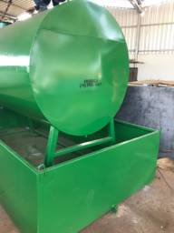 Depósito/tanque/reservatório para óleo diesel