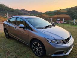 Honda Civic LXR 2015. Top