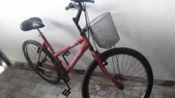Bicicletas feminino com cestinha