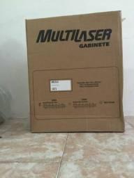 Gabinete Multilaser com fonte 200W Novo