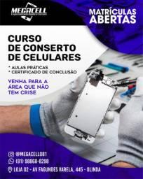 Curso para técnico em celular