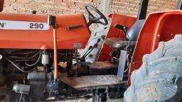 Trator MF 290 4x4 2003