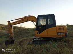 Aluga se escavadeira