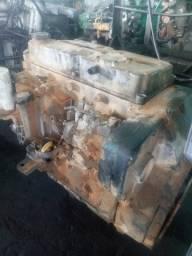 Motor de retroescavadeira JCB ano 2013