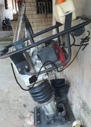 Compactador de Solo a percussão, Sapo