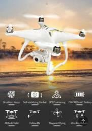 Drone jjrc x6 aircus seminovo