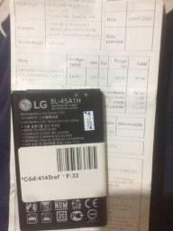 Bateria nova LG K10 - K430