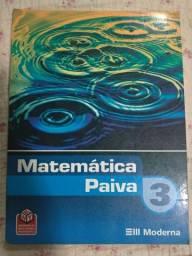 Livro Matemática volume 3 Paiva
