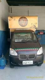 Full Truck Jinbei tlux kit Lanche 2014/2015