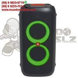 Caixa de Som Portátil Bluetooth JBL Powerfull PartyBox 100 em São Luís Ma
