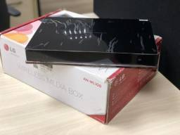 Media Wireless Box LG An Wl100 Home theater multimídia wireless