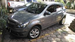 Agile 1.4 LT GM 2013 Cinza