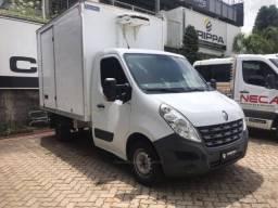 Renault Master 2.3 Chassi Cabine Com Baú Refrigerado l2H1 16V Diesel 2P 2014