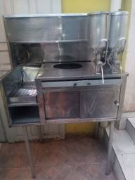 Máquina de churros para carro