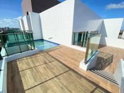 Título do anúncio: Cobertura com 4 dormitórios à venda, 266 m² por R$ 2.000.000,00 - Ponta Verde - Maceió/AL