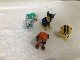 brinquedo cachorrinhos patrulha canina