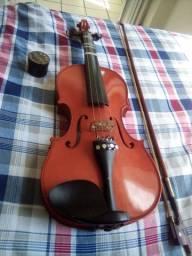 Violino Michael (acompanha case e breu)