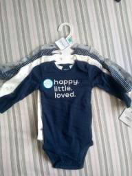 Kit Baby 3 a 6 meses masculino produto Premium