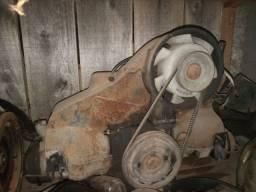 Lataria motor gol bx