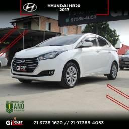 Hyundai HB20 Sedan 1.0 2017 - GNV G5 - Muito Novo!! + Brinde!!