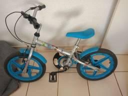 Bicicleta aro 16 bem conservada