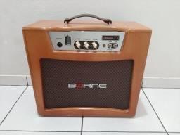 Amplificador valvulado guitarra!