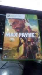 max payner 3 xbox 360 original