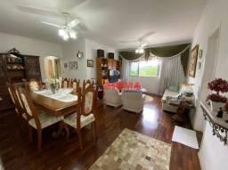 Título do anúncio: Apartamento com 2 dormitórios à venda, 140 m² por R$ 590.000,00 - José Menino - Santos/SP