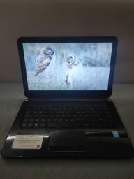 Título do anúncio: HP 14 4GB  Intel Core i5 - 4ª geração