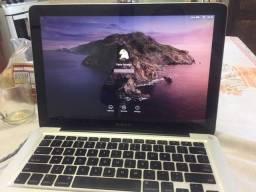 Aplle MacBook Pro já com a ultima versao atualizada catalina