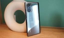 Smartphone Xiaomi Poco F3 - 8GB/256GB - Novo e Lacrado