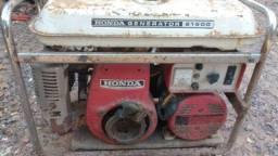 Gerador Antigo Honda