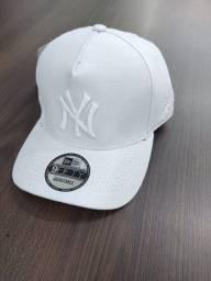 Boné Branco - NY - Atacado e varejo