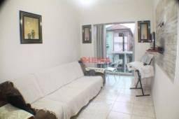 Título do anúncio: Apartamento com 3 dormitórios à venda, 87 m² por R$ 380.000,00 - Aparecida - Santos/SP