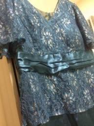 Vendo Vestido longo de Madrinha