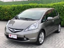 Honda fit 2011 1.5 ex 16v flex 4p automÁtico