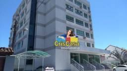 Sala para alugar, 27 m² por R$ 1.000/mês - Extensão do Bosque - Rio das Ostras/RJ