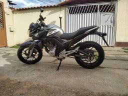 Moto Honda cb Twister 250 2020
