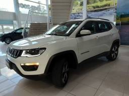 Oportunidade!!! Jeep Compass Longitude Diesel 2018