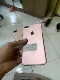 Título do anúncio: iPhone 7 plus 128gb  --- novo com garantia e NF