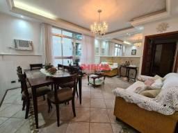 Título do anúncio: Apartamento com 3 dormitórios à venda, 116 m² por R$ 600.000,00 - Aparecida - Santos/SP