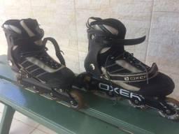 NO PRECINHO!! Lindo par de patins da Oxer (42)